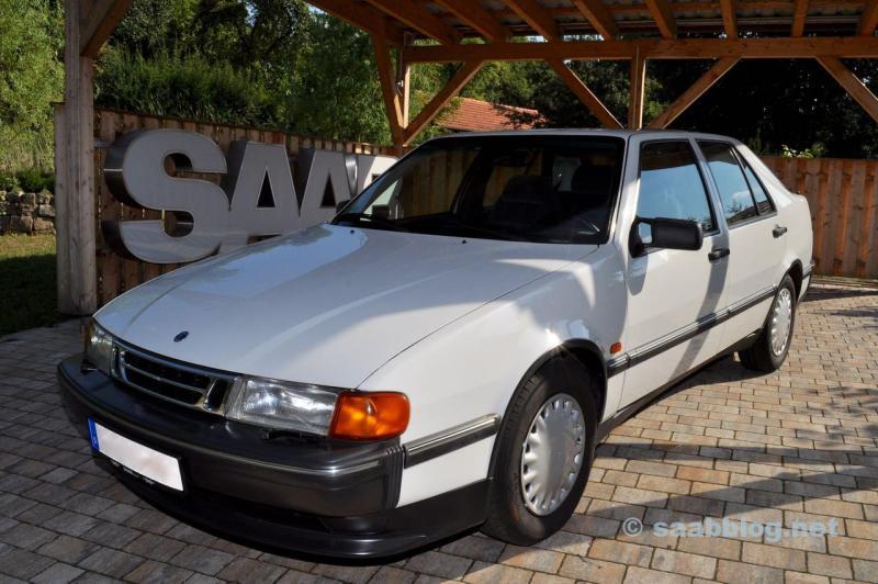 Saab 9000 CS, 1993, 1. Hand.