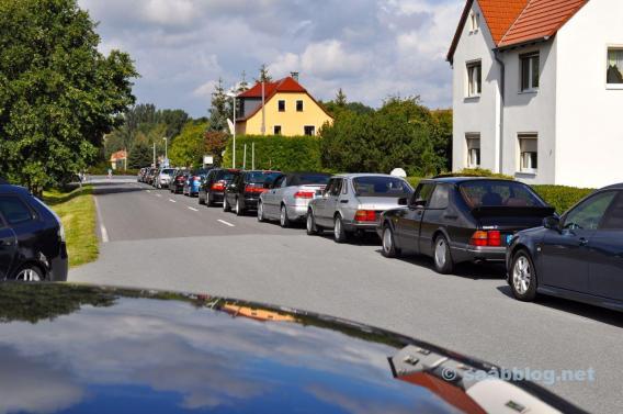 Coleção Saab - Parada