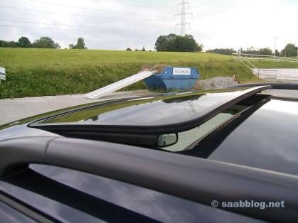 Шаровая рама Saab 9-5