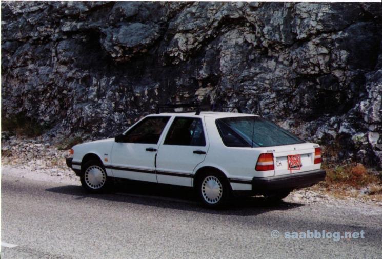 Saab 9000 CC 1986
