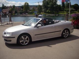 Saab 9-3 Cabriolet von Johannes