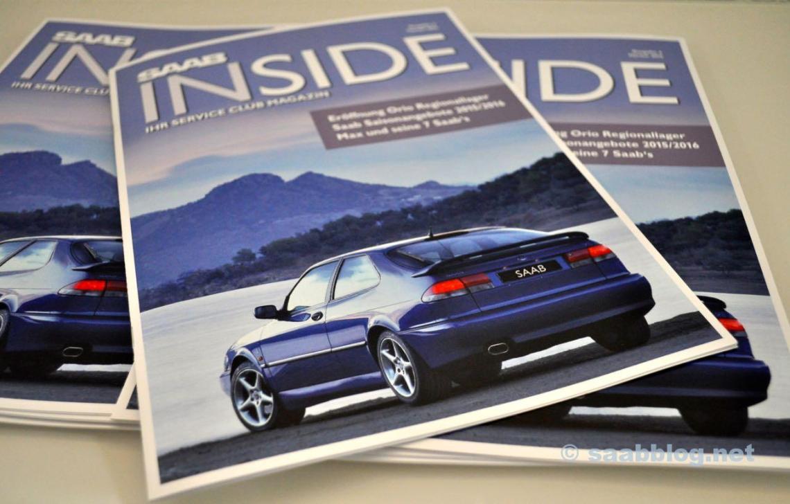 Saab Inside Nummer 4
