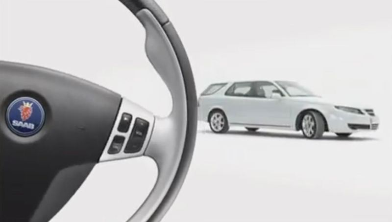 Saab - el viaje 2007