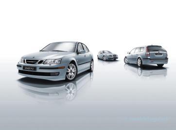 Besonders sicher: Saab 9-3 ab 2005.