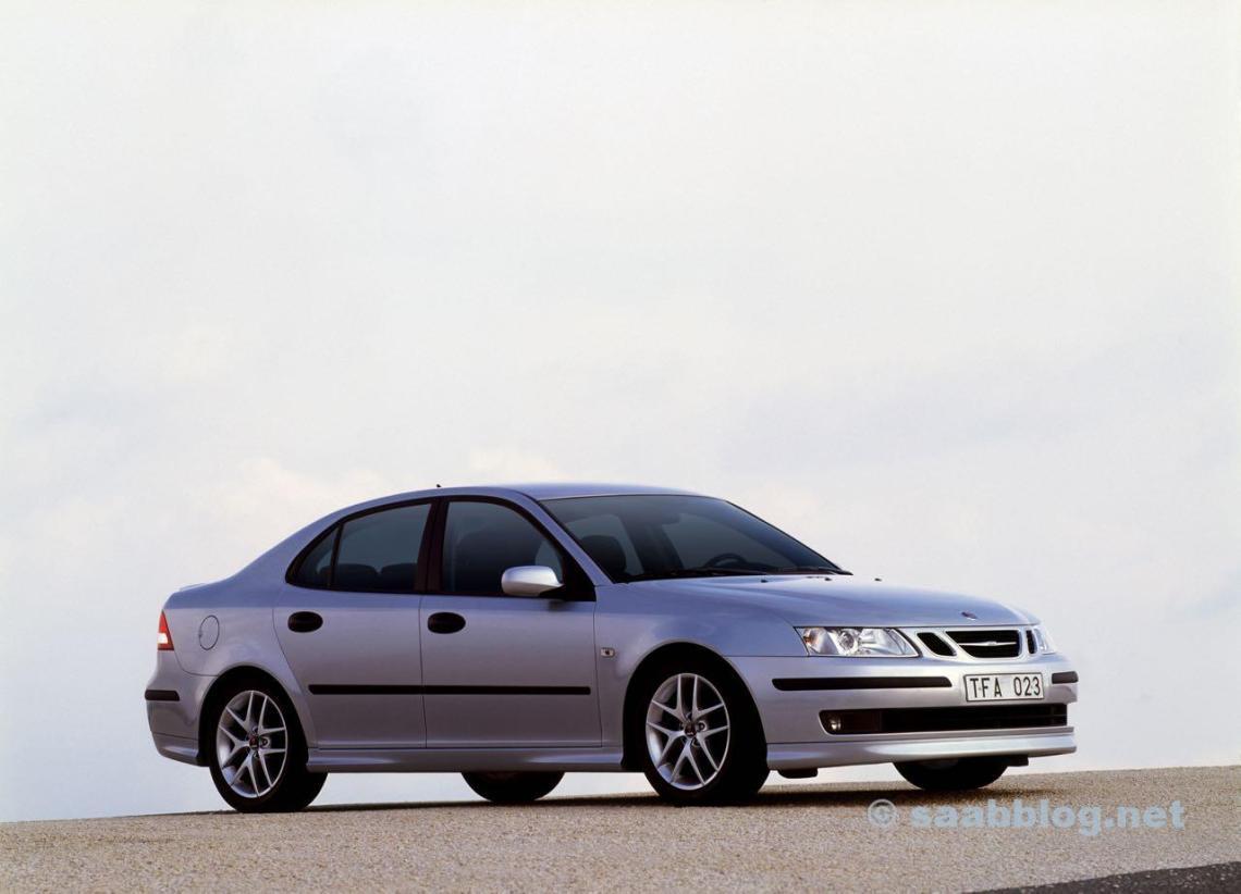 Saab 9-3 от 2005. Рекомендация IIHS