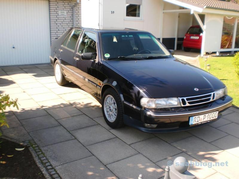 """Saab 9000 """"Joe"""""""
