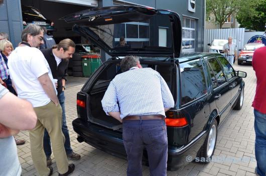 Saab 9000 SC Projekt