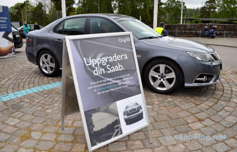 Saab Upgrade Kit