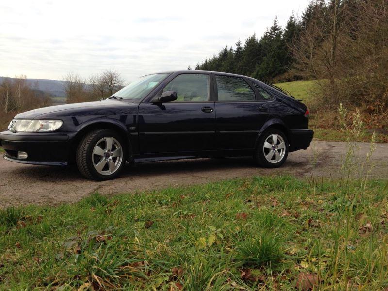 Saab 9 3 2.2 TID
