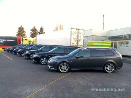 Febre Saab na Suíça
