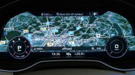 أودي Q7 ، قمرة القيادة الافتراضية. الصورة: أودي AG