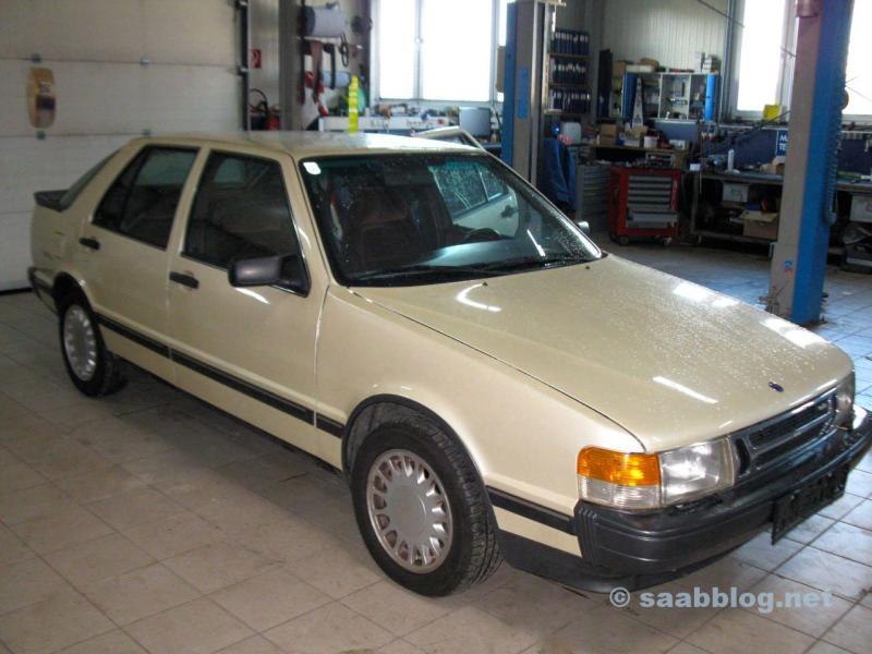 Saab 9000 Turbo 1985