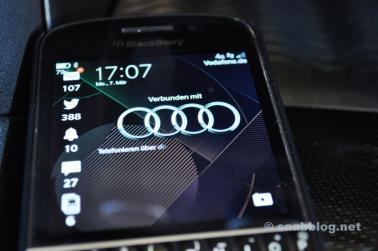 Tom und sein Audi