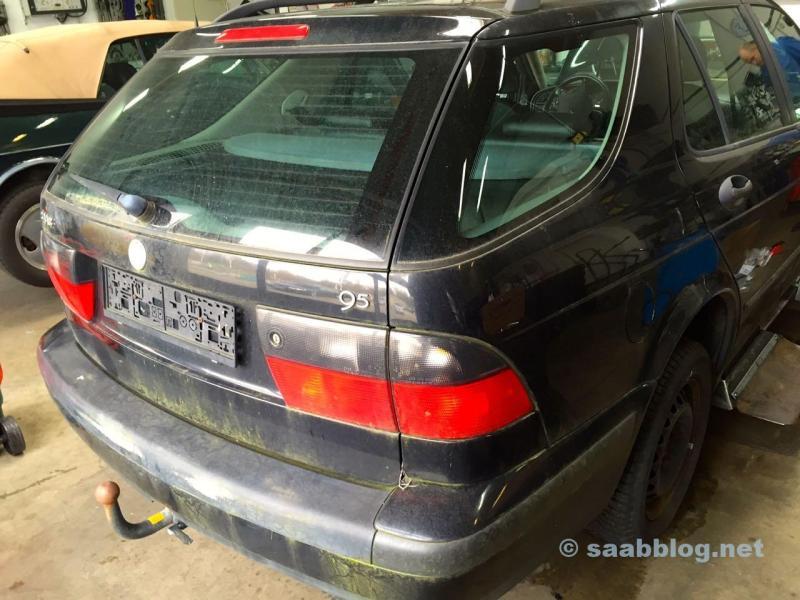 Coche de proyecto Saab. ¿Creemos en un buen final para la historia?