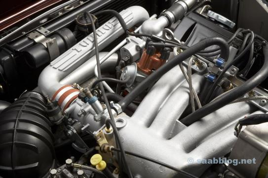 Saab Turbo im 99