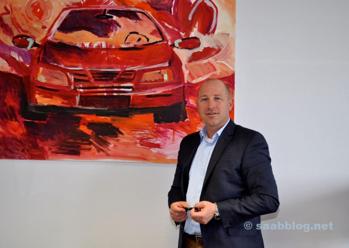 Directeur Général d'Orio Allemagne Jan Philipp Schuhmacher