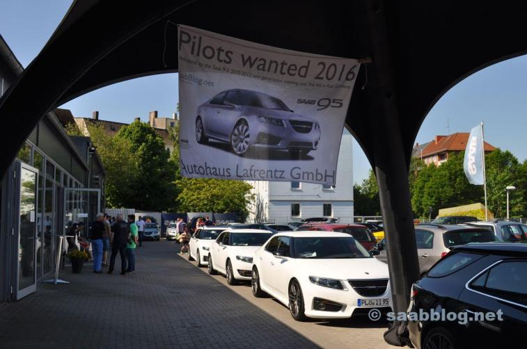 Pilots wanted 2016, Tag 2