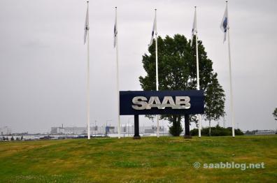 Willkommen bei Saab