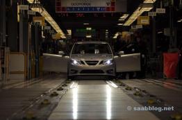 Este es el número 2 de NEVS-Saab.