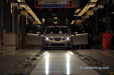 Dit is NEVS-Saab nummer 2.