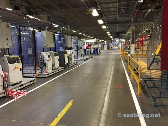 NEVS - Экскурсия по старой фабрике SAAB, где будущее рождается под новым именем
