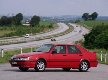 Saab 9000. O inovador. O melhor contributo da Suécia para a classe alta. Imagem: automóveis Saab