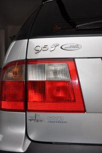 Saab 9-5 TiD Hirsch. Bild: Daniel Schmutzler
