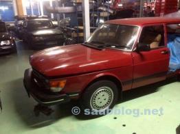 Saab classico ...