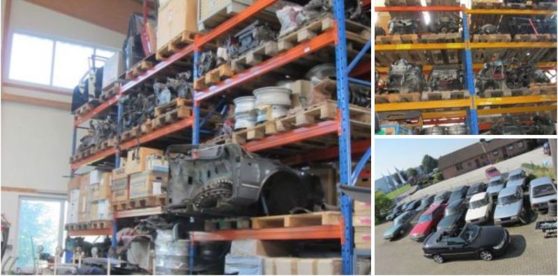 Warehouse clearance at Wedde