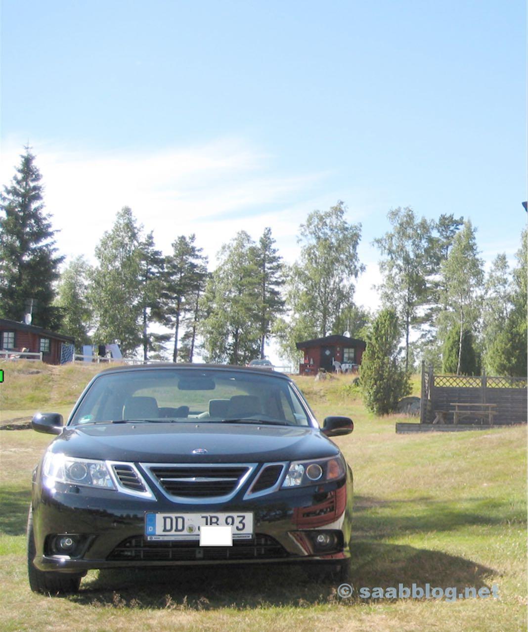 Saab 9-3 Cabriolet de Jörg