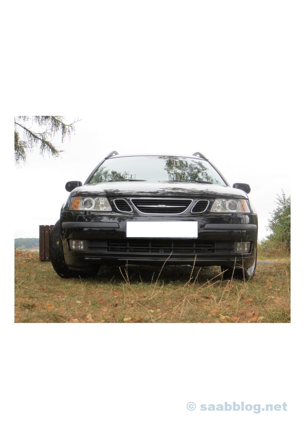 Saab 9-3 attend ... 100 jours restants!