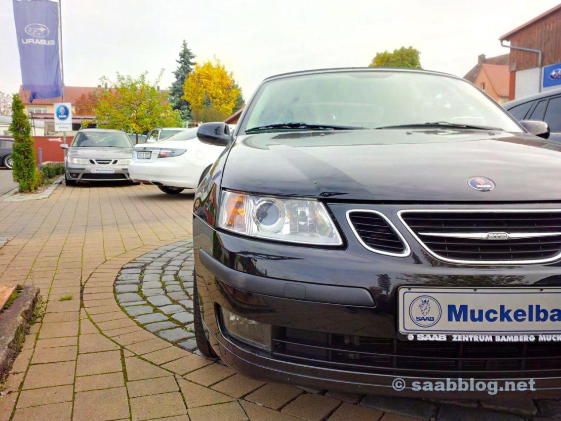 Saab 9-3 Cabrio zum Verkaufen