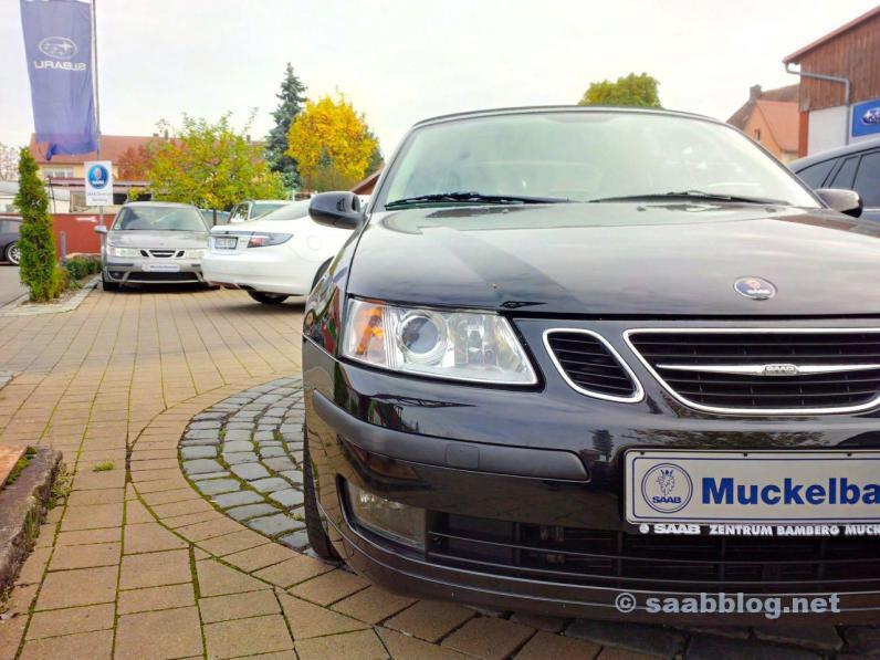 Saab 9-3 cabriolet in vendita