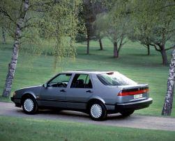 Saab 9000 CS Bild: Saab Automobile AB