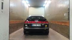 Auf dem Weg nach oben. Saab R900. Bild: 1.deutscher Saab Club