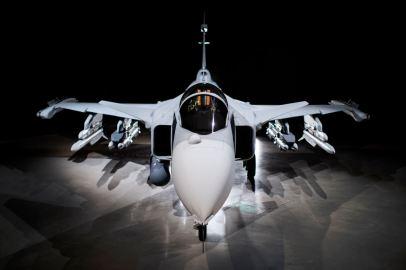 wird 2017 seine ersten Testflüge unternehmen.Bild: Saab AB