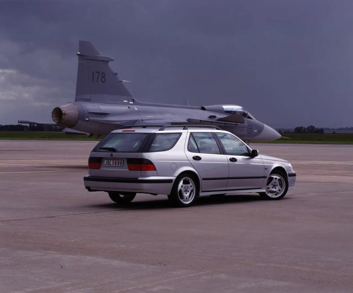 Saab kommt zurück. Bild: Saab Automobile AB