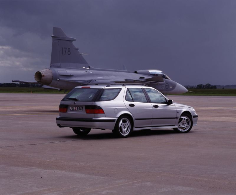Saab kommer tillbaka. Bild: Saab Automobile AB