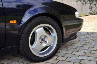 "Opzionale: cerchi da 16 ""per Saab 9000"