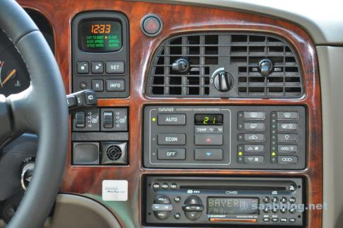 Der erste Saab mit Bordcomputer