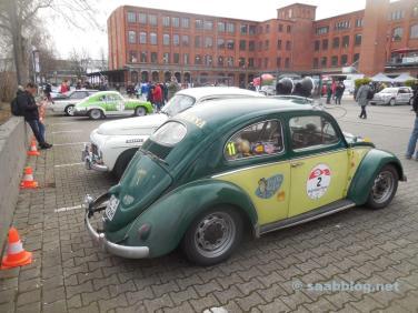 Wolfsburg e Gotemburgo.