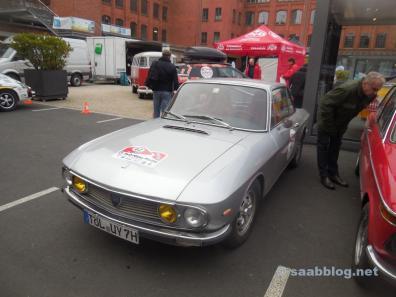 Ein toller Lancia...