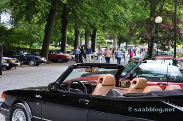Impressionen von der IntSaab 2012 in Spa