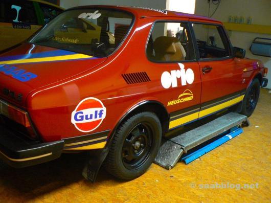 Orio, nosso fornecedor de peças originais Saab ...