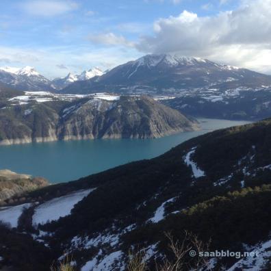 Impresiones de los Alpes Marítimos ...