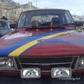 Los equipos de Saab están satisfechos, felices ...