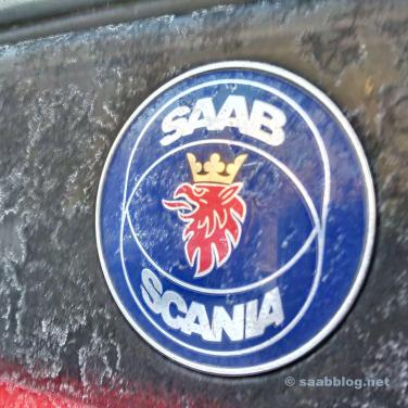 The Saab Scania era at Saab.