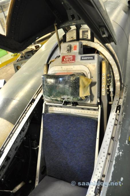 Aeroseum дает представление об истории Saab.