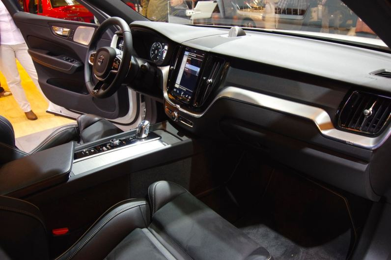 Volvo zeigte den neuen XC60 in Esssen. Foto: Richard