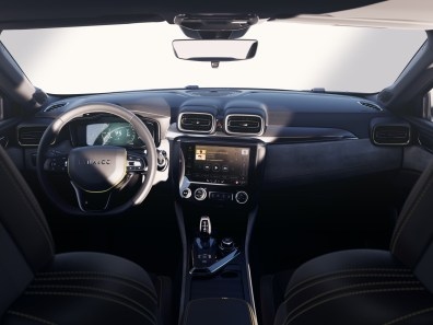 O fabricante fala do carro mais conectado de todos os tempos. Foto: Lynk & Co
